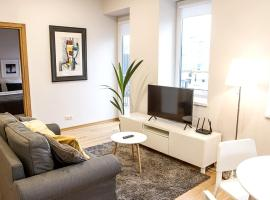 Hotel photo: Modern one bedroom apartment in old town