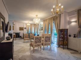 A picture of the hotel: A vintage apartment in the center of Glyfada