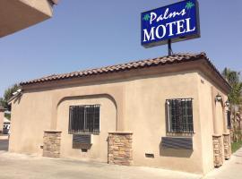 Hotel fotografie: Palms Motel