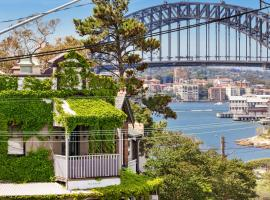 Hotel kuvat: Balmain East Self Contained Two-Bedroom Apartment (BAL 66DARL)