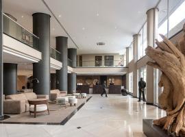 A picture of the hotel: Hotel Avenida