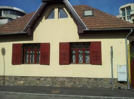 Hotel near Брашов