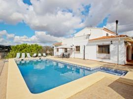 Hotel photo: Finca Mayans - holiday home with stunning views and private pool in Benissa