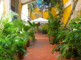 Hotel near Cartagena