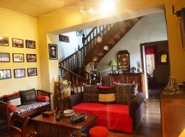 होटल की एक तस्वीर: Villa Iarivo