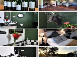 Hotel photo: Wine Estate Cottages