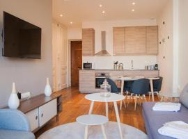 Hotel photo: Luckey Homes - Cours Lafayette
