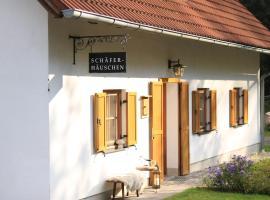 Hotel photo: Das Schäferhäuschen - Leitenbauer Schäferei