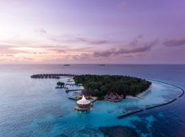 Hotel near Malediivit