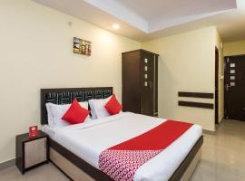 Hotel photo: OYO Flagship 17390 Hotel Aaram MG Road