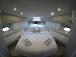 酒店照片: Beautiful and magnific yacht for 6 persons