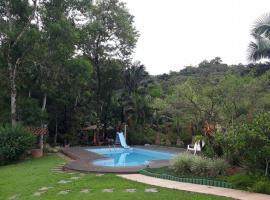 Hotel photo: Casinha de Campo c/ 2 qts