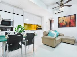 Hotel photo: 1br Bright Novena