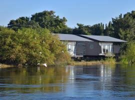 Hotel photo: Zambezi Mubala Lodge