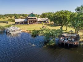 Hotel photo: Chobe River Camp