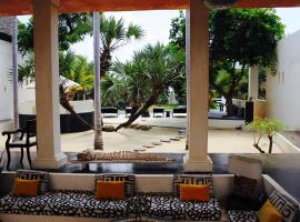 Hotel Foto: The Dhow House on Shela beach, Lamu.