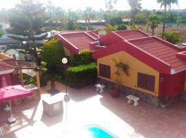 Hotel photo: Bungalow Villa Golf Maspalomas