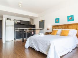 Hotel kuvat: AREVALO apartment - Bright & Cozy studio