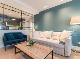 酒店照片: COMFORT & STYLE IN MADRID!!! 3BD 2BTH+TERRACE