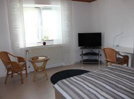Hotel fotoğraf: Apartment mit Gartenblick