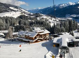 Hotel photo: Panorama Chalets Penthouse JenSen Ski in Ski out