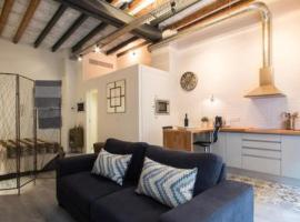 Hotel photo: Beautiful loft in old town