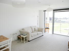 호텔 사진: Bright 2 Bedroom Apartment in Bristol