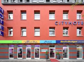 A picture of the hotel: Bed'nBudget City-Hostel