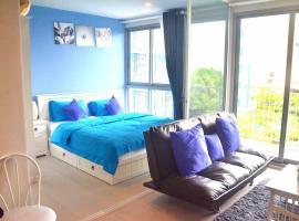 Hotel photo: The Blu Thew Talay estate by Eak