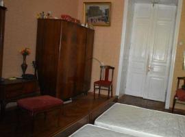 Hotel photo: Комнатка в 4х комнатной квартире