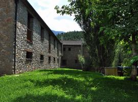 A picture of the hotel: Apartamento Rural Molí de Fòrnols