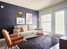 Hotel photo: The Domain Deluxe Suites by Sonder