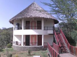 Hotel photo: Sirville Lake Elementaita Lodge