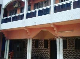 Hotel near Tambacounda