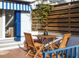 Hotel Photo: house with 3 bedrooms in colera, with wonderful mountain view and enclosed ga...