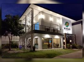 A picture of the hotel: Makan Resort
