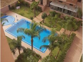 酒店照片: Appartement, 95m2, Gueliz