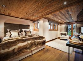 Hotel photo: Chalet Savoie Ski In / Ski Out