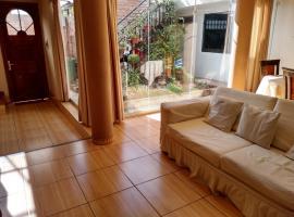Фотографія готелю: Casa San Luis