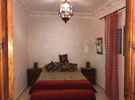 Hotel photo: appartement traditionnel et contemporain, au coeur du kasbah