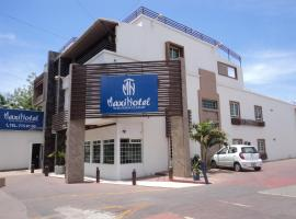 Hotel Photo: Maxihotel Business Class Culiacan