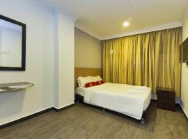 Hotel photo: Simms Garden Hotel