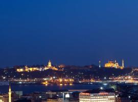 Фотографія готелю: X Flats Galatasaray Penthouse