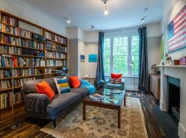 Foto di Hotel: Luxurious Fulham Home by the River Thames