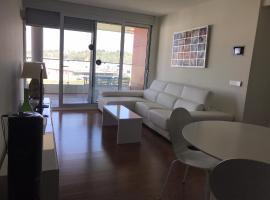 Hotel fotografie: 2 bedrooms apt Marina Botafoch