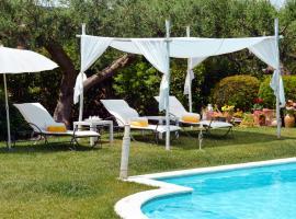 Hotel photo: Trulleto Castiglione
