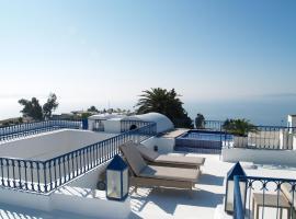 Hotel near Tunus