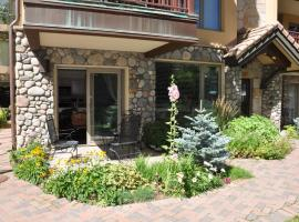 Hotel Photo: Lovely Vail Village Creekside 2 Bedroom Condo with Hot Tub and Pool.