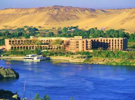 Hotel photo: Pyramisa Isis Island Aswan Resort & Spa