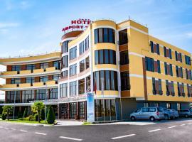 ホテル写真: Hotel Airport Tirana